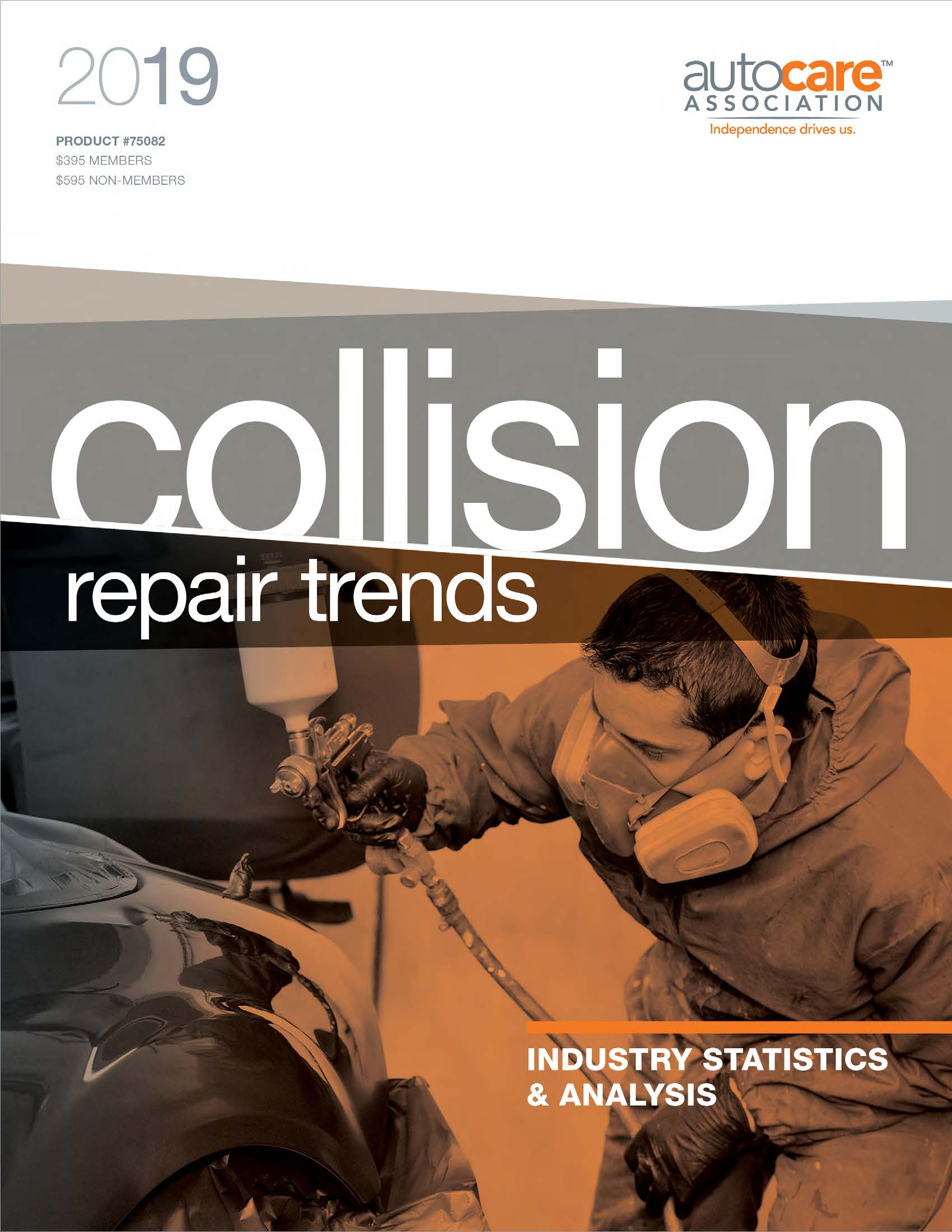 Digital Collision Repair Trends: Industry Statistics & Analysis 2019 cover image
