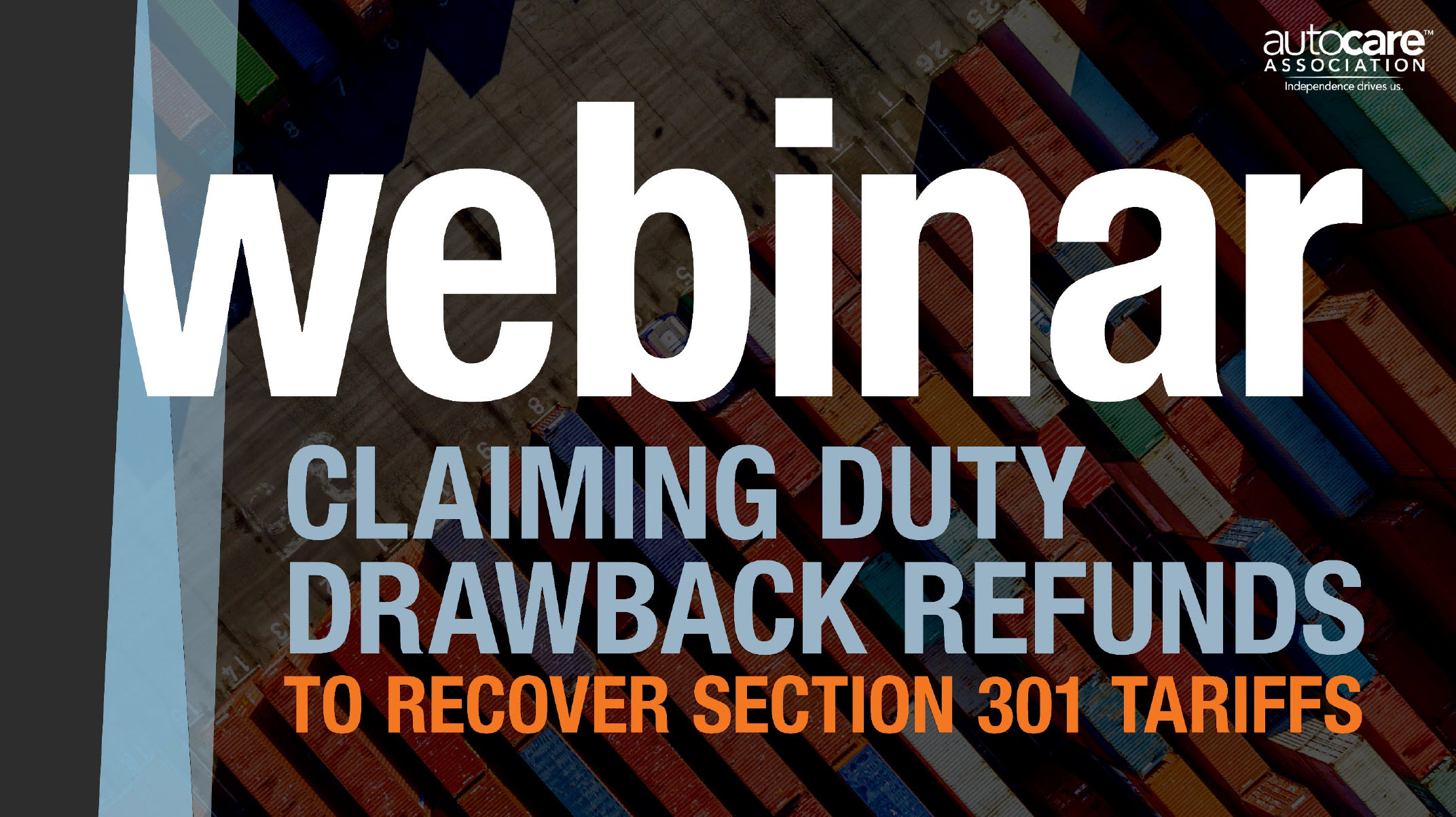 Claiming Duty Drawback Refunds to Recover Section 301 Tariffs