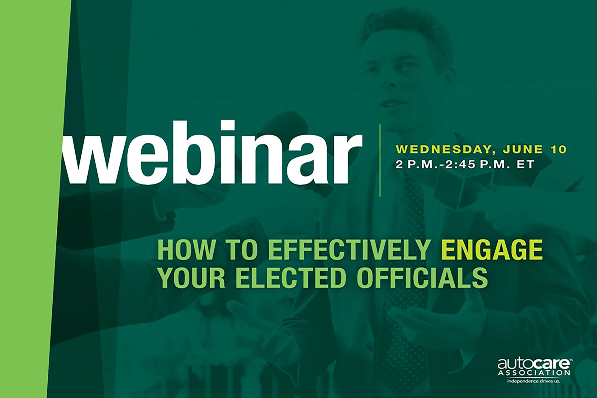 How to Effectively Engage Your Elected Officials
