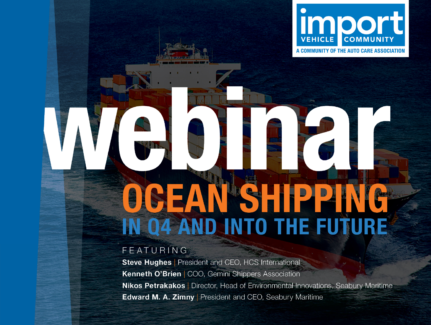 IMO 2020 – Mitigating Changes, Disruption and Significant Cost Increases in Ocean Shipping in Q4 and into the future