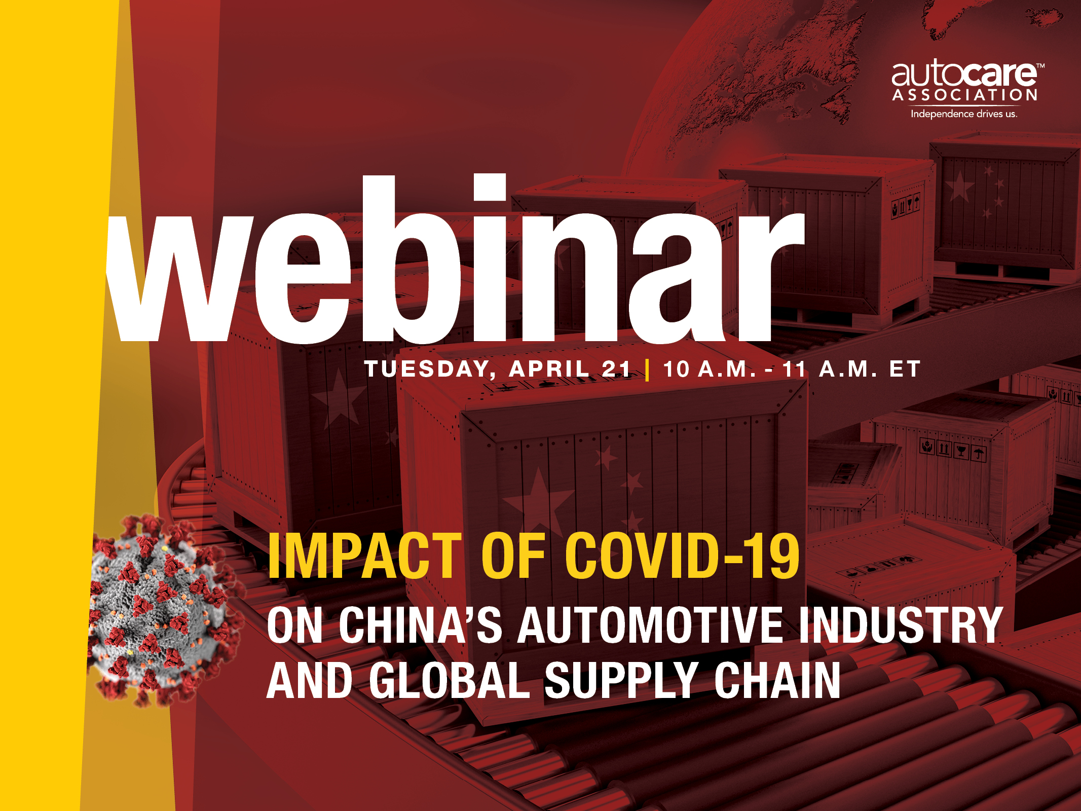 Impact of COVID-19 on China's Automotive Industry and Global Supply Chain