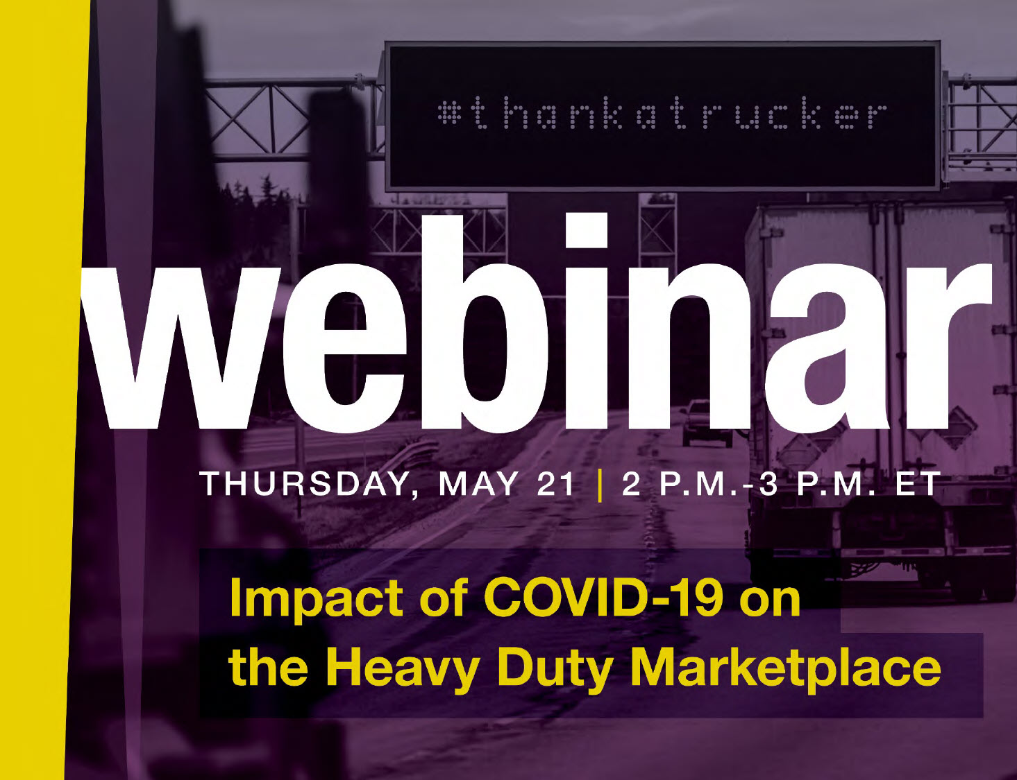 Impact of COVID-19 on the Heavy Duty Marketplace