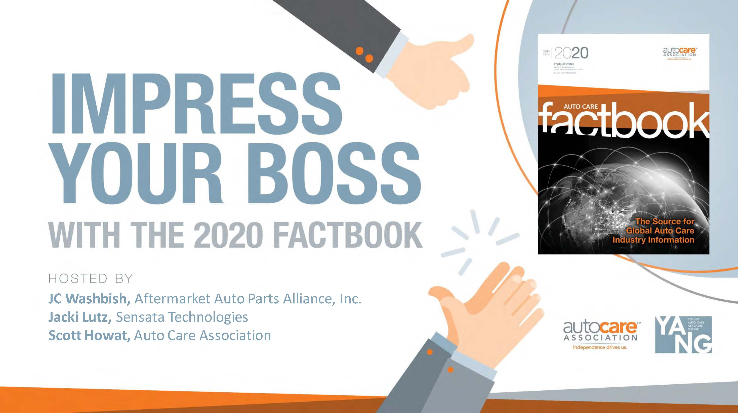 Impress Your Boss with the Factbook 2020 cover image