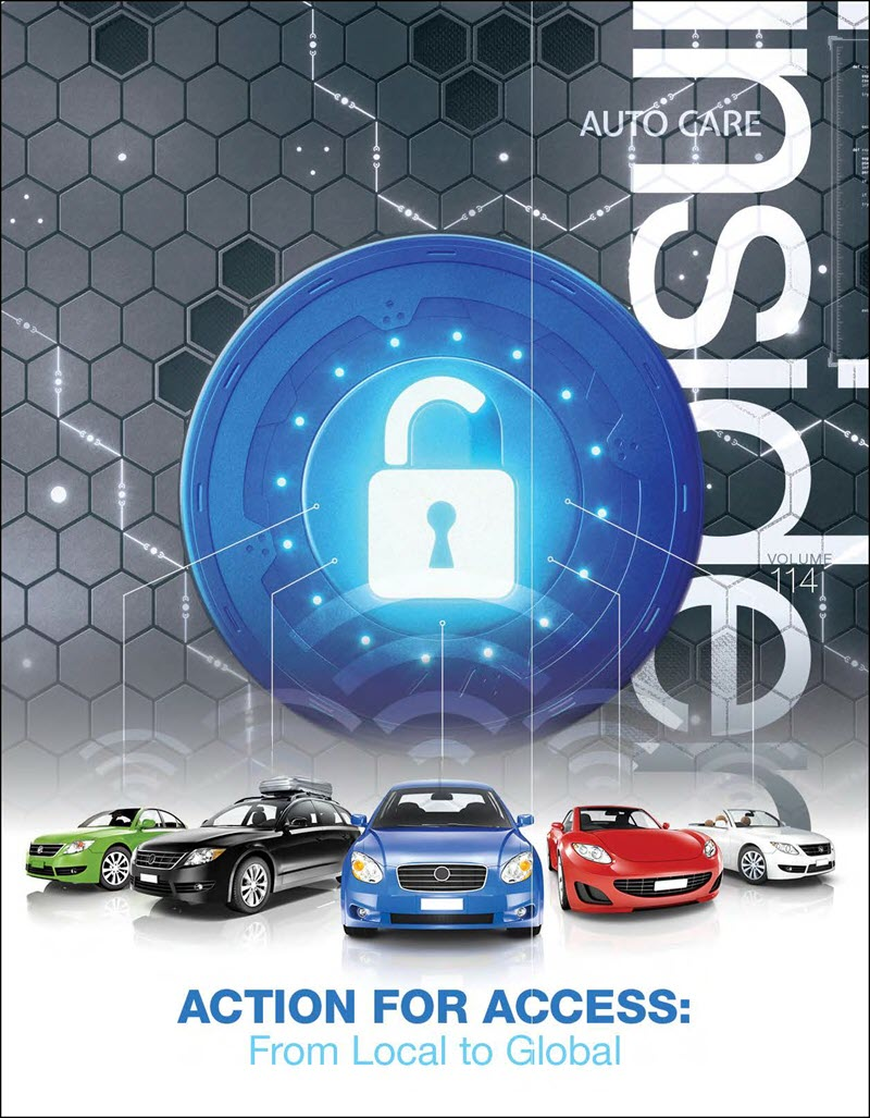 Auto Care Insider Vol. 114 cover image