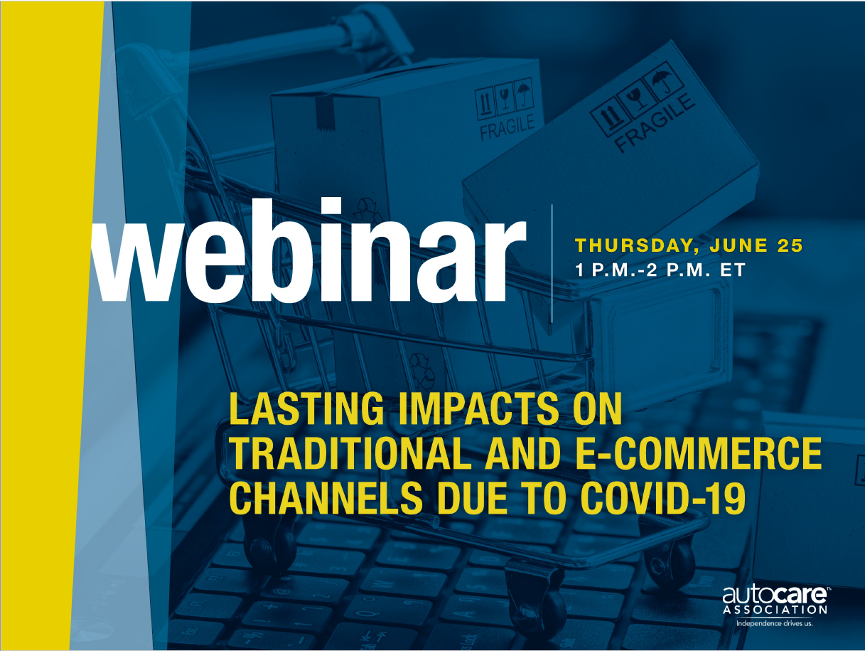 Lasting Impacts on Traditional and eCommerce Channels Due to COVID-19 cover image