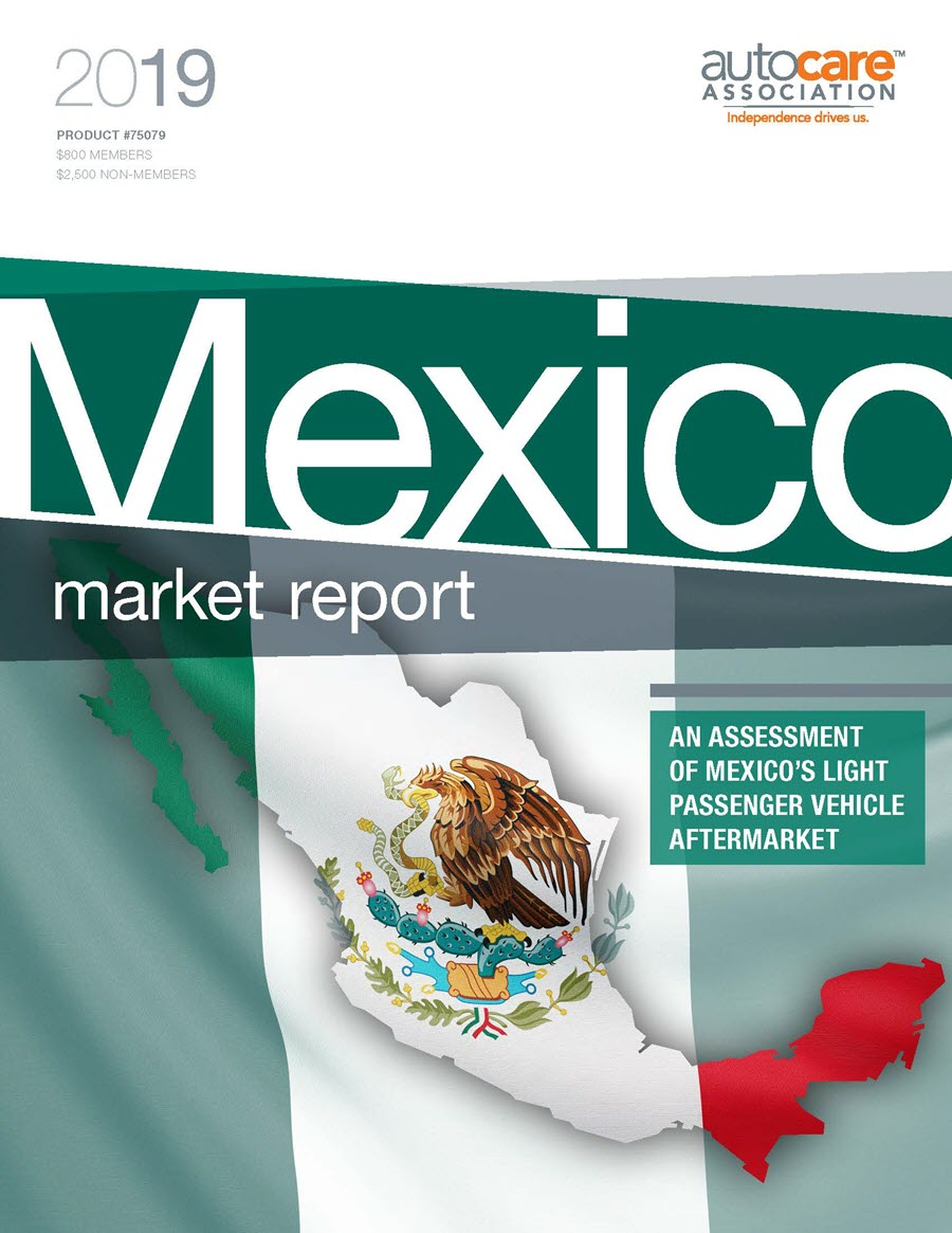 Mexico Market Report 2019 cover image