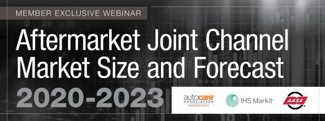 The Aftermarket Joint Channel Market Size and Forecast